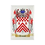 Triscott Rectangle Magnet (100 pack)