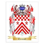Triscott Small Poster