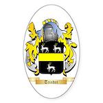 Trinder Sticker (Oval 50 pk)