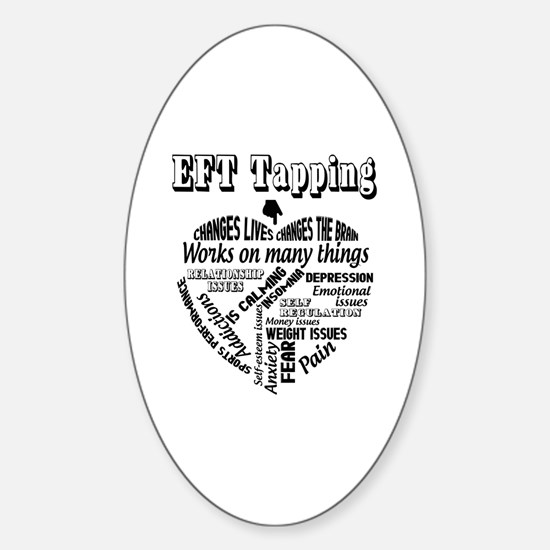 Unique Emotional Sticker (Oval)