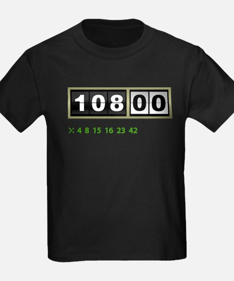 Lost Numbers 108 Minutes T-Shirt