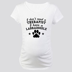 I Dont Need A Therapist I Have A Labradoodle Mater