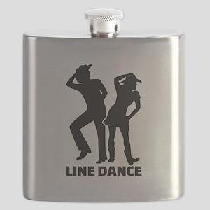 Line dance Flask