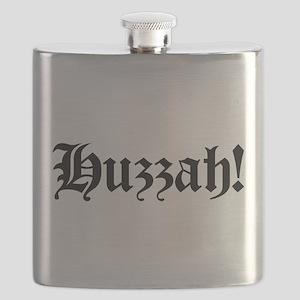 Huzzah! Flask