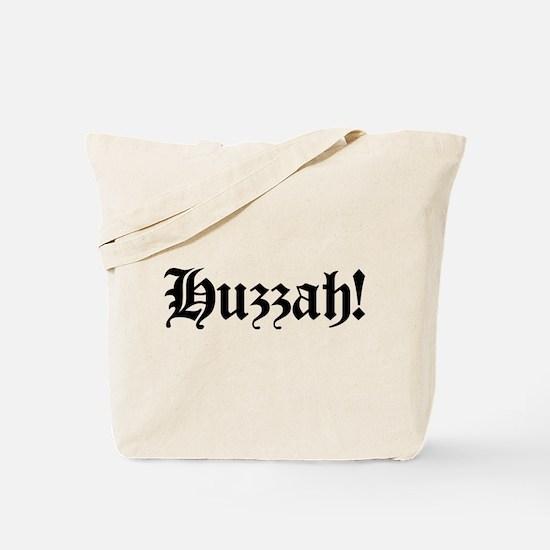 Huzzah! Tote Bag