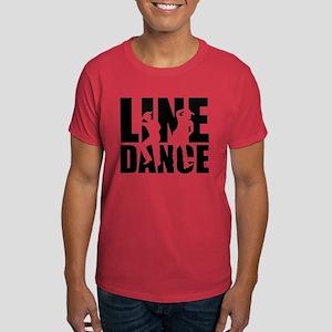 Line dance Dark T-Shirt