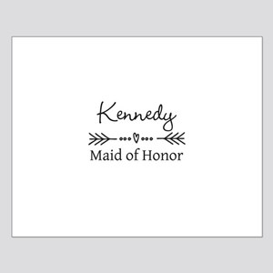 Bridal Party Personalized Posters