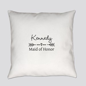 Bridal Party Personalized Everyday Pillow