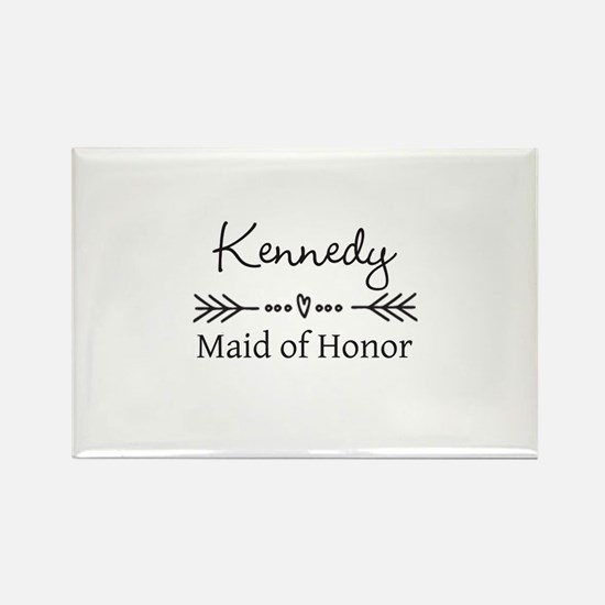 Bridal Party Personalized Magnets