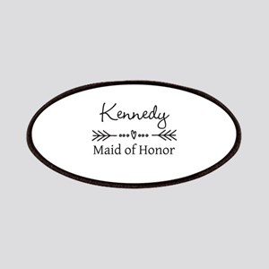Bridal Party Personalized Patch