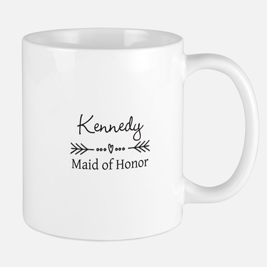 Bridal Party Personalized Mugs