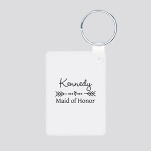 Bridal Party Personalized Keychains
