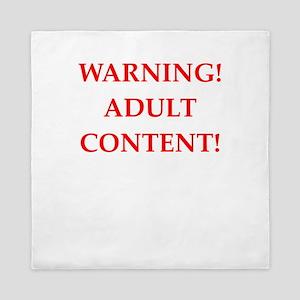 adult content Queen Duvet