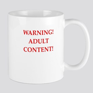 adult content Mugs