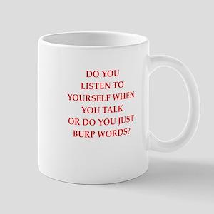 burp Mugs