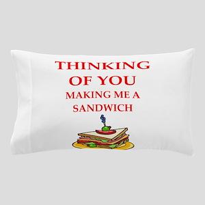 funny joke Pillow Case