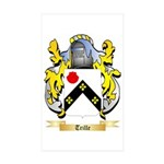 Trille Sticker (Rectangle 50 pk)