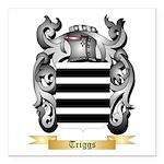 Triggs Square Car Magnet 3