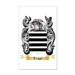 Triggs 35x21 Wall Decal