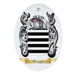 Triggs Oval Ornament