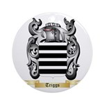 Triggs Round Ornament