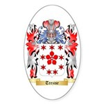 Trezise Sticker (Oval 50 pk)