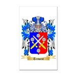 Trewent Rectangle Car Magnet