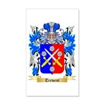 Trewent 20x12 Wall Decal