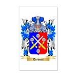 Trewent 35x21 Wall Decal