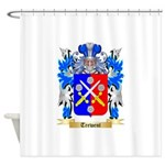 Trewent Shower Curtain