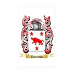 Treverton Sticker (Rectangle 50 pk)
