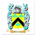 Trethewey Square Car Magnet 3