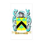 Trethewey Sticker (Rectangle 10 pk)