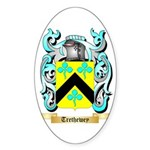 Trethewey Sticker (Oval 10 pk)
