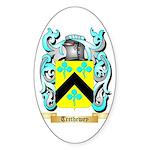 Trethewey Sticker (Oval 50 pk)