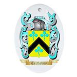 Trethewey Oval Ornament