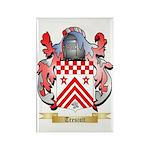 Trescott Rectangle Magnet (100 pack)