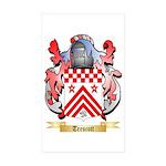Trescott Sticker (Rectangle 10 pk)