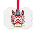 Trescott Picture Ornament