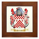 Trescott Framed Tile