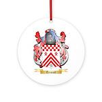 Trescott Round Ornament