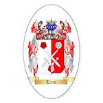 Trent Sticker (Oval 10 pk)