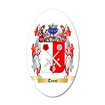 Trent 20x12 Oval Wall Decal