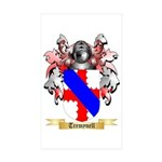 Tremynell Sticker (Rectangle 50 pk)
