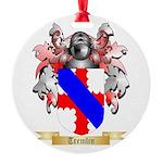 Tremlin Round Ornament