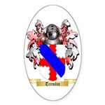 Tremlin Sticker (Oval 10 pk)