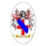 Tremlin Sticker (Oval 50 pk)
