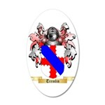 Tremlin 35x21 Oval Wall Decal