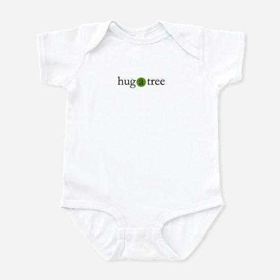 hug a tree Infant Bodysuit