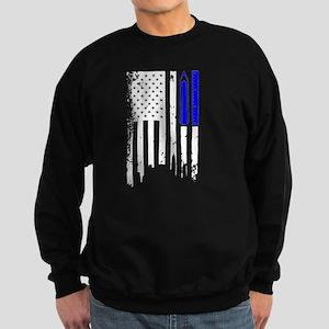 Architecture Flag Shirt Sweatshirt (dark)